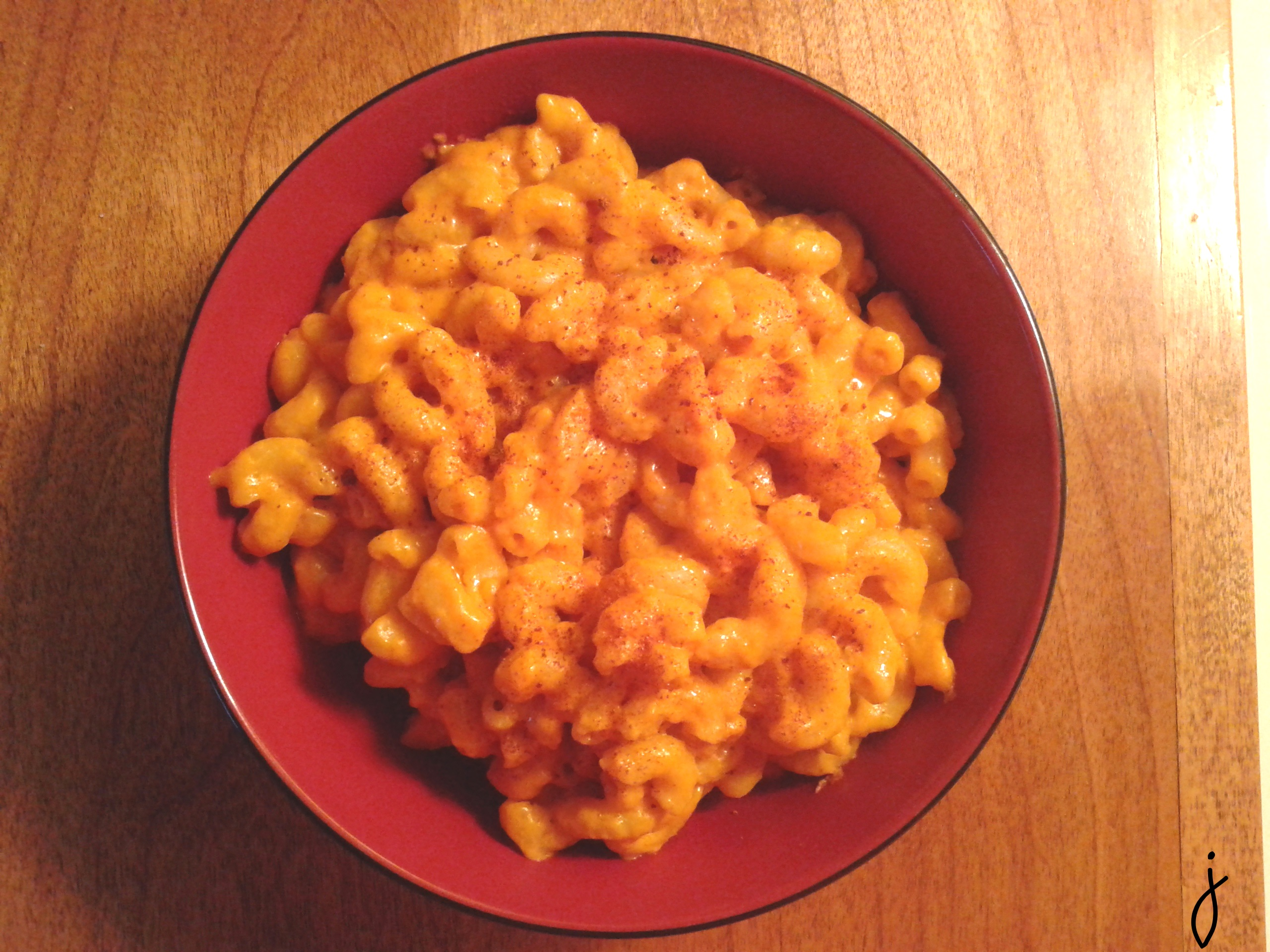 Mac n' Cheese végane