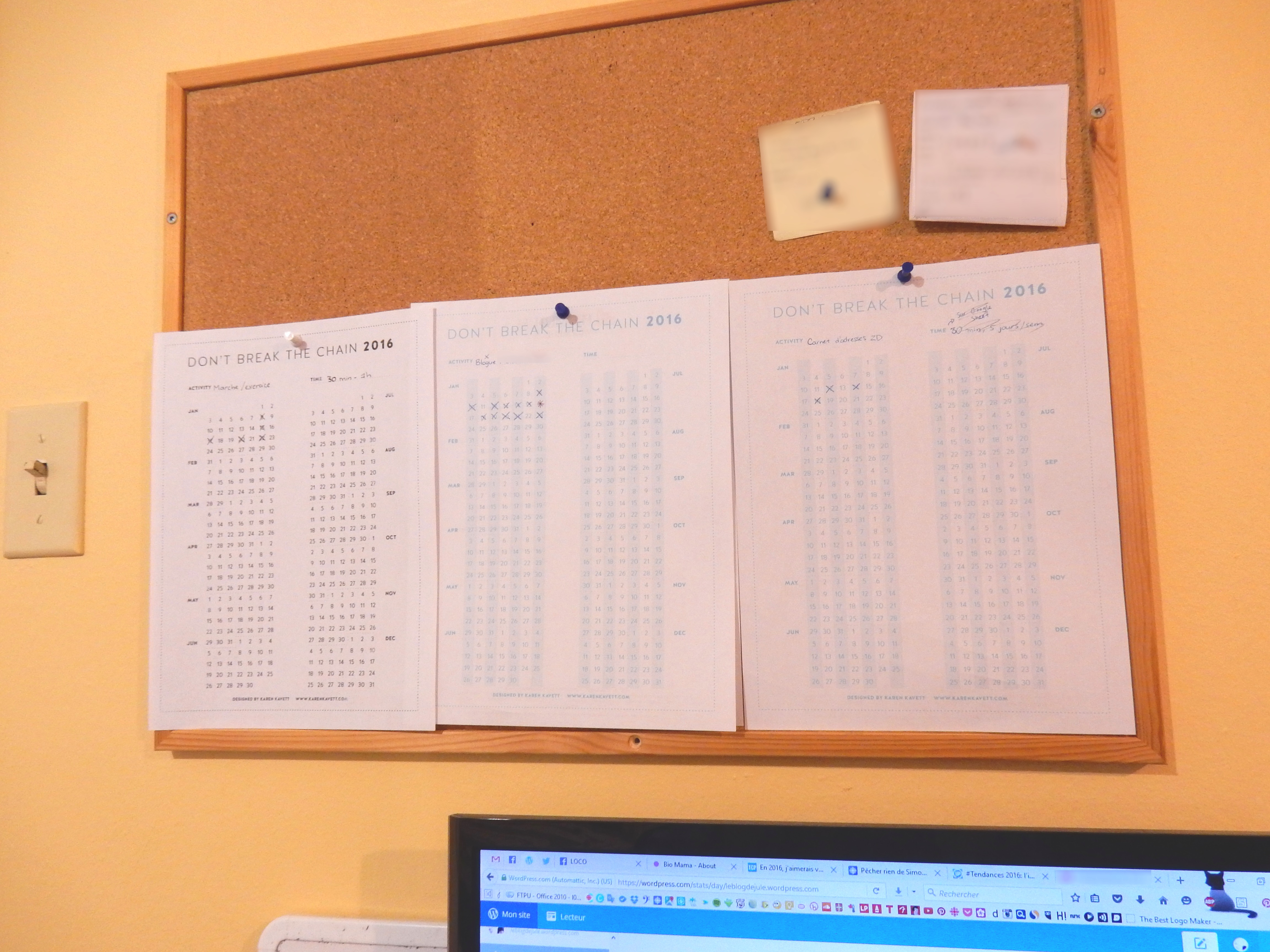 Pour les curieux qui veulent savoir c'est quoi, ces calendriers : par ici!