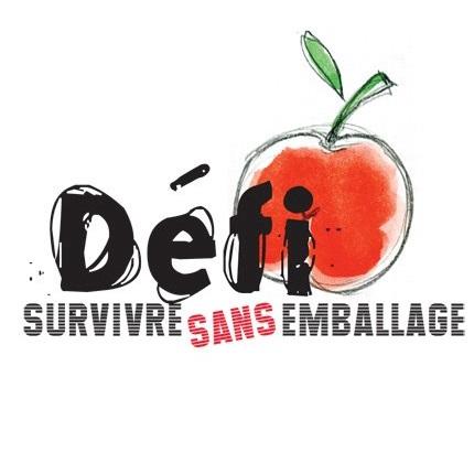 Logo du Défi survivre sans emballage