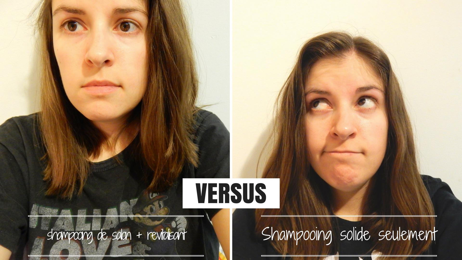 Comparaison des shampooings