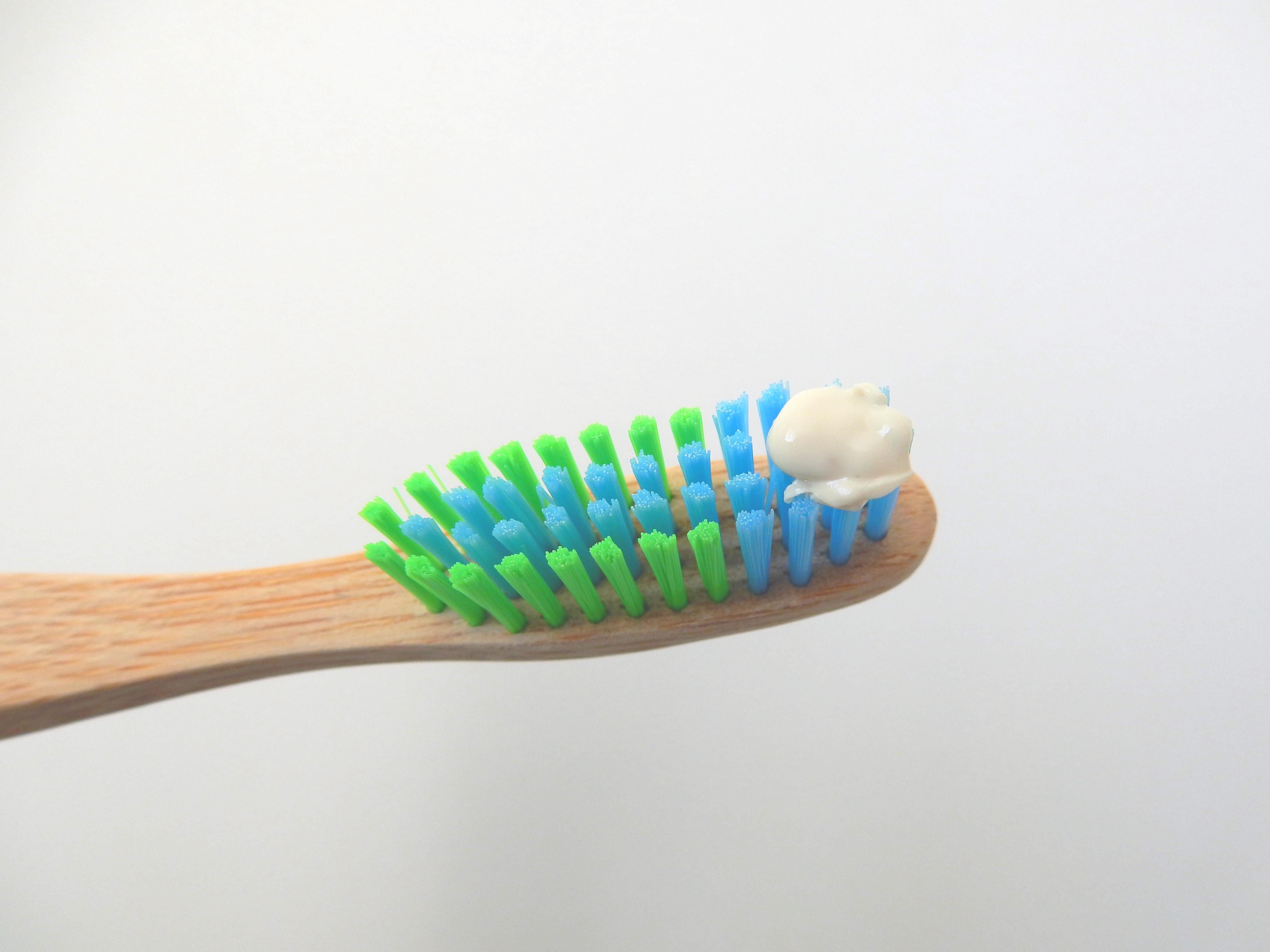 Texture du dentifrice