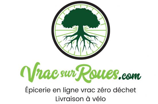 Logo de Vrac sur roues
