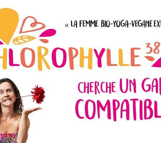 Affiche du spectacle Chlorophylle38
